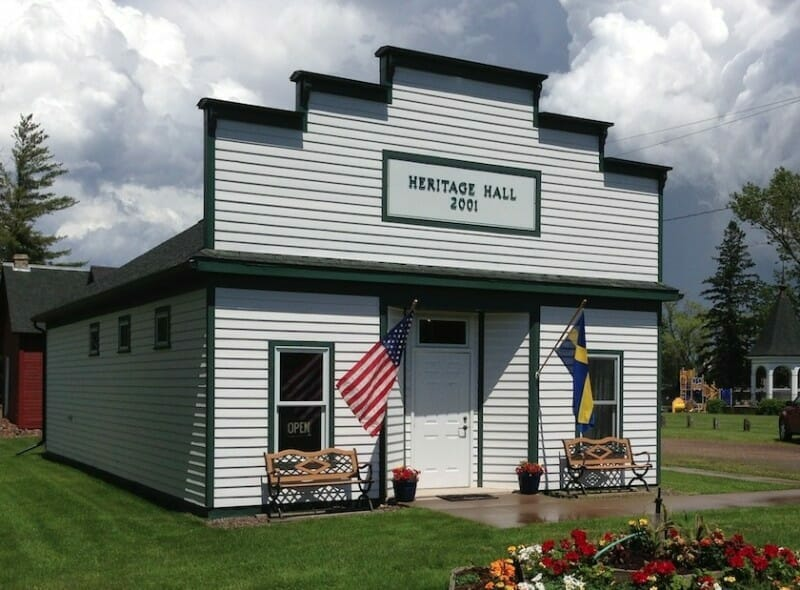 Heritage Hall - Home of the Port WIng Historical Society