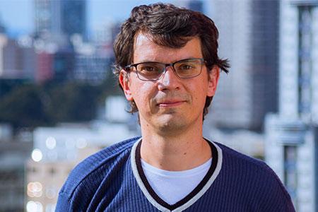 Luís Junqueira, sócio-fundador da Letrus