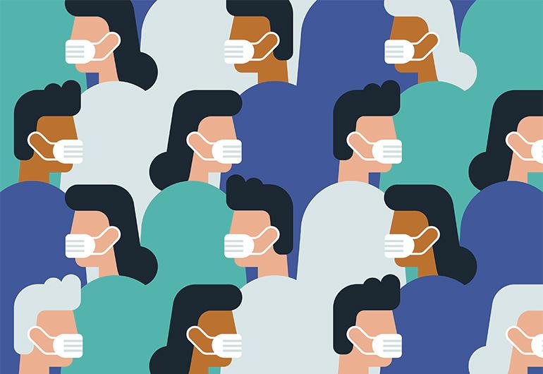 Ilustração do post Pesquisa questiona jovens sobre impactos da pandemia do coronavírus em suas vidas