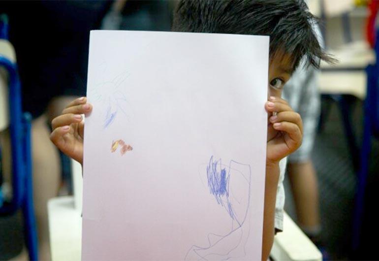 Ilustração do post Como alunos migrantes estudam em meio à pandemia?