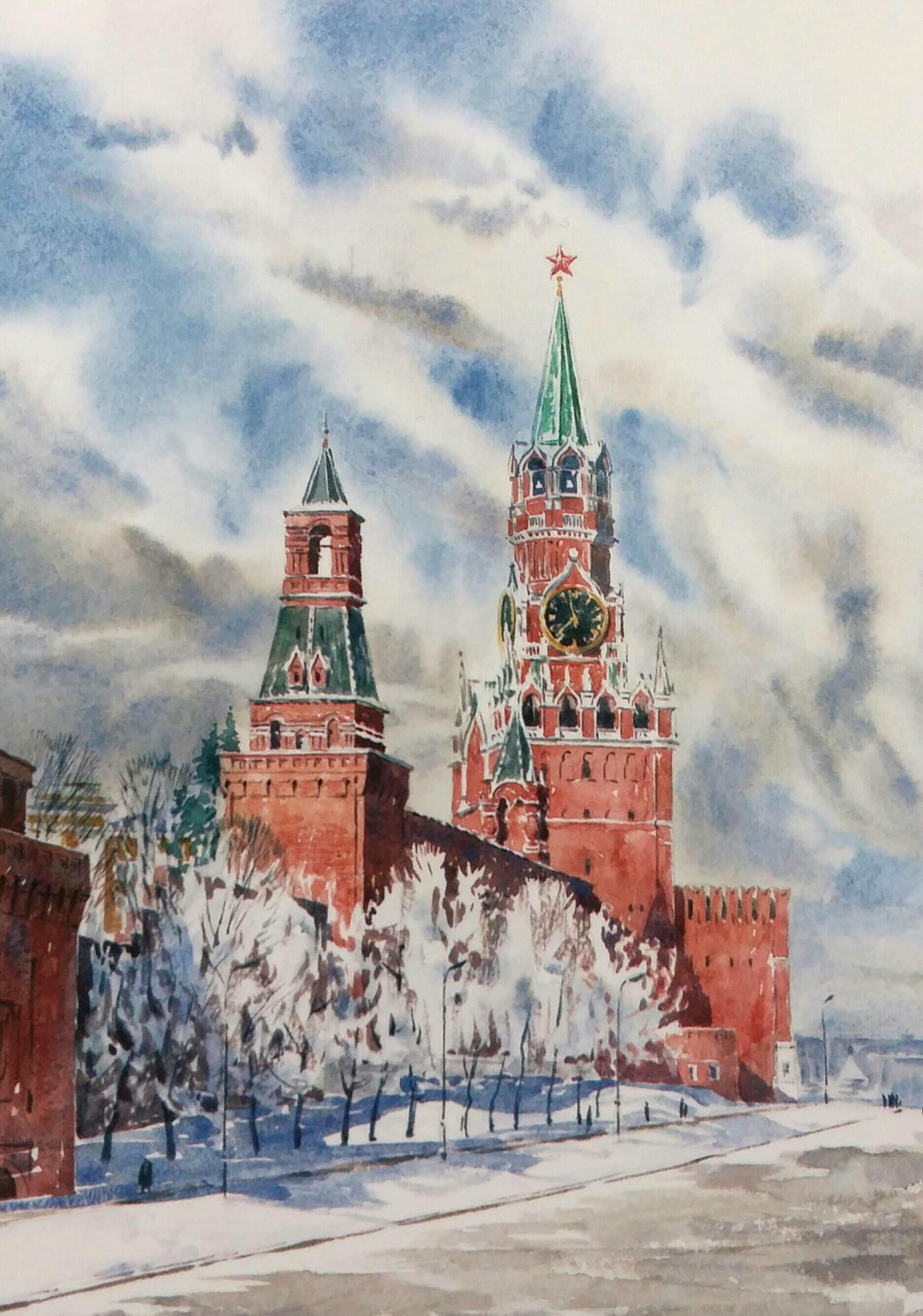 Николай, арт открытки москва
