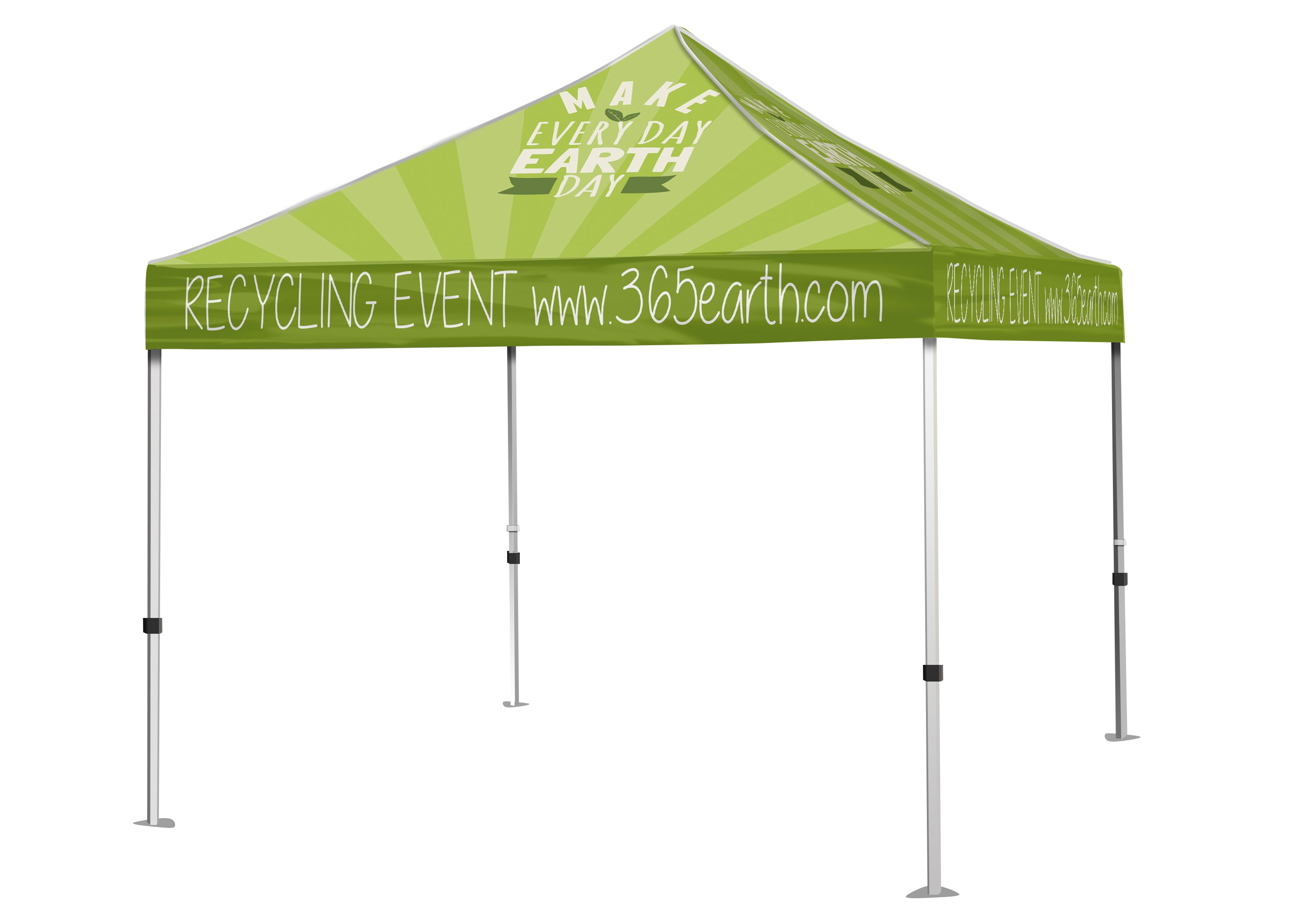 2167  sc 1 st  Postersigns & Custom Event Tent (Full Color) - Poster Signs