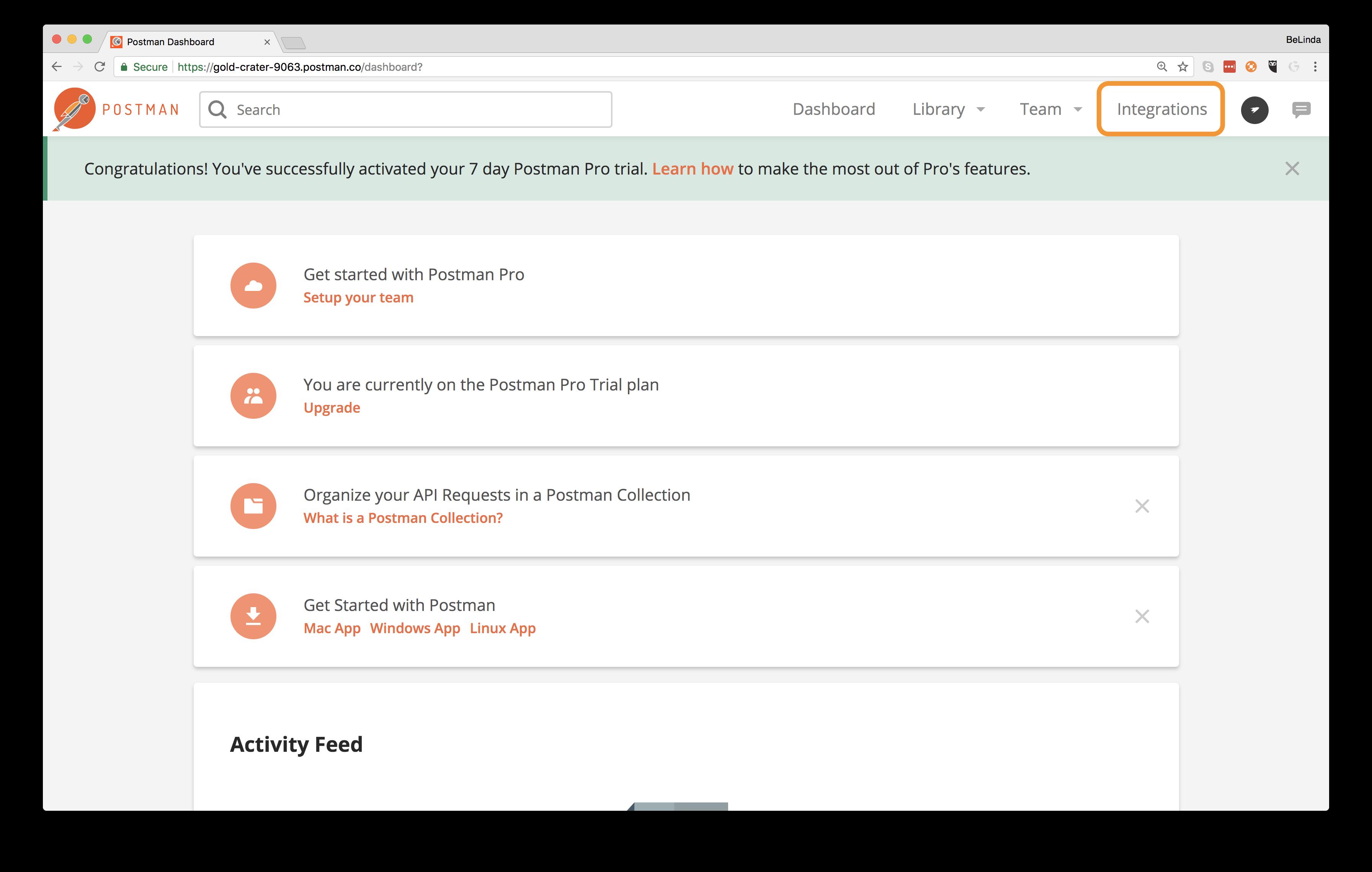 How to set proxy postman stjohnsbh org uk