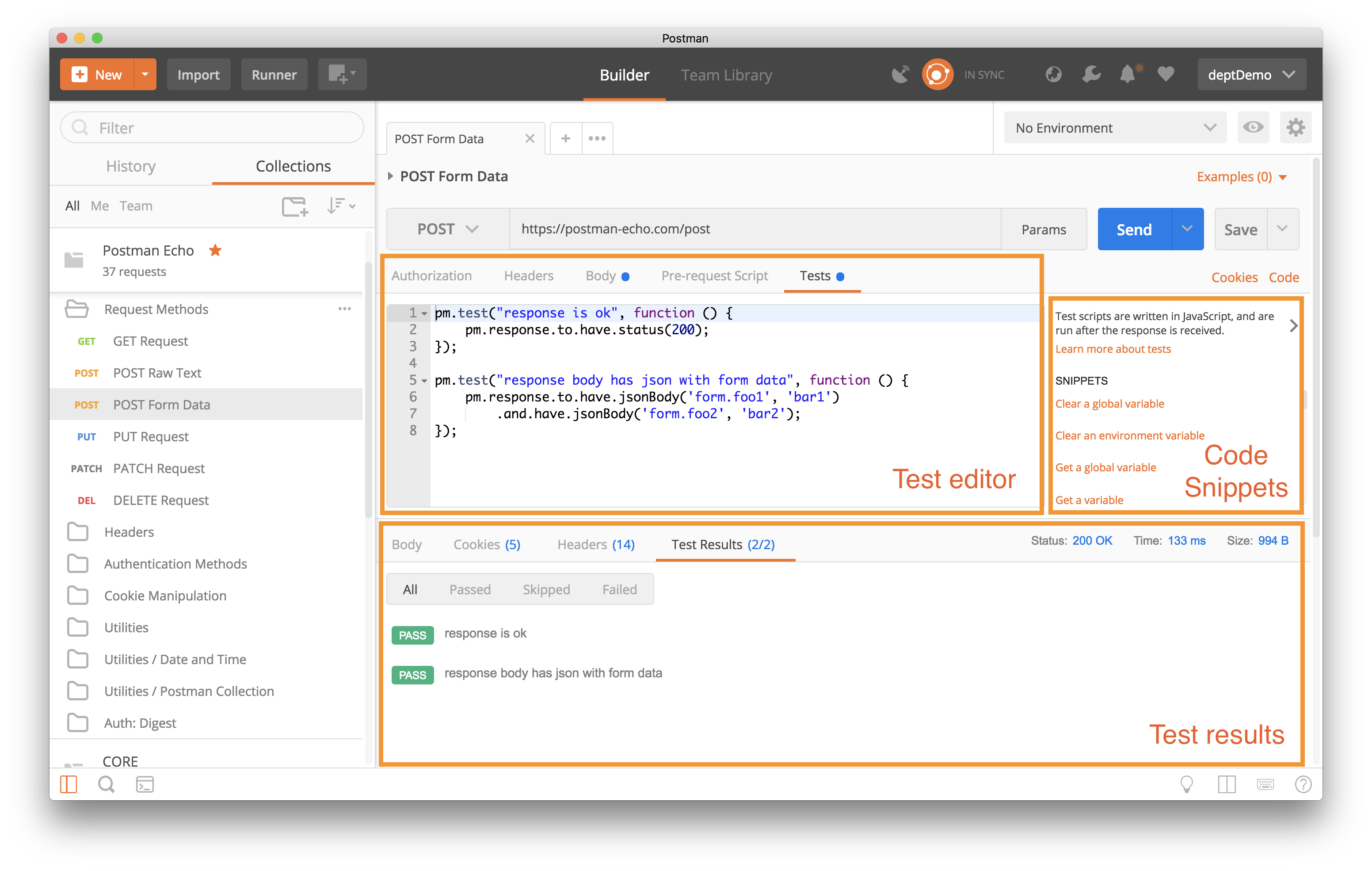 The ultimate guide to create test cases for postman for API