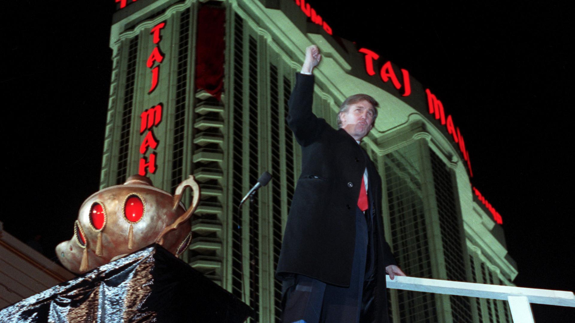 Taj mahal casino gunman bonus casino in no purchase sign
