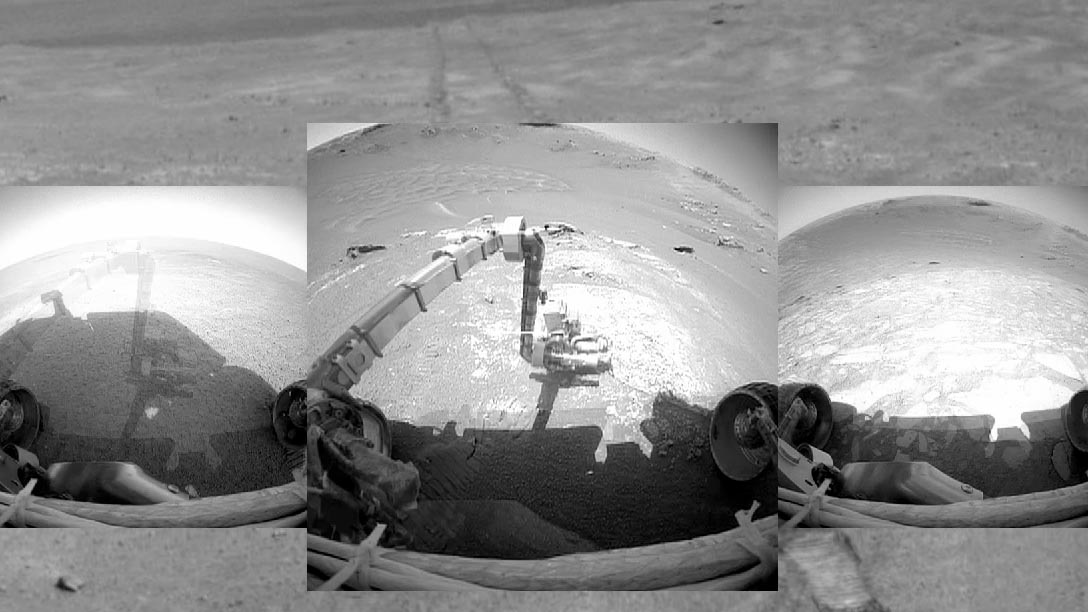 '11 years and counting: Opportunity on Mars' - The ...