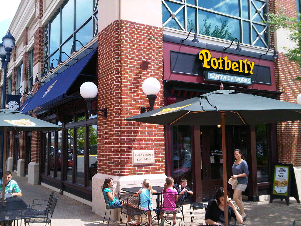 Image result for potbelly store