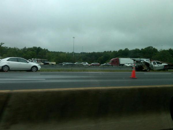 Both I-95 Crash Victims ID'd - Potomac Local
