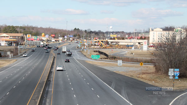 I-95 Bypass in Stafford Would End in Orange, Where Major