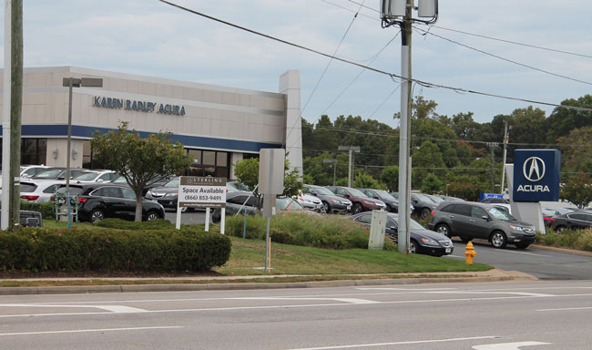 Karen Radley Acura >> Karen Radley Acura County Strike Deal Potomac Local