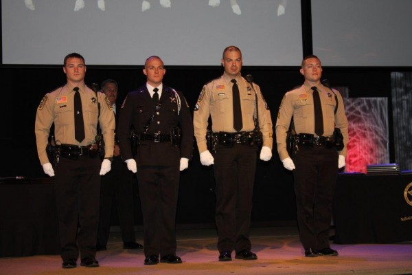Stafford law enforcement officers honored with awards