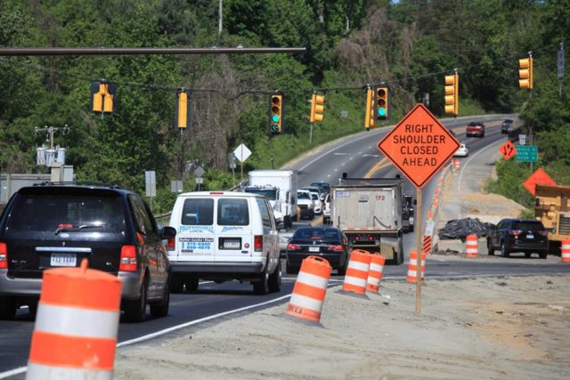 I-95 traffic hot spots to watch for this week