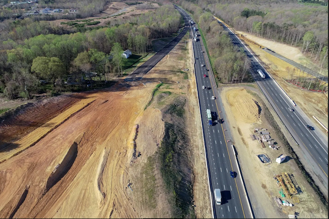 Construction will cause delays on I-95 and Route 17