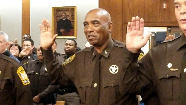 Glen Hill sworn in for fifth term as...