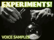 Experiments_voicesamples
