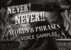 Words_phrases_voicesamples