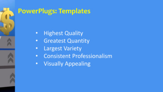 PPT Template - Text Slide