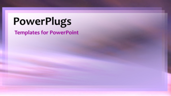 Powerpoint template a purple background and a bullet point powerpoint template print slide toneelgroepblik Choice Image