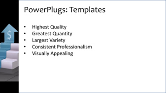 PowerPoint Template - Print Slide