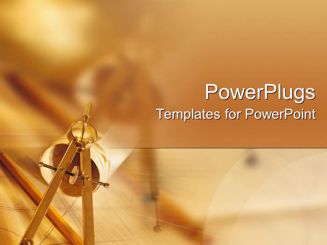 5000 architecture powerpoint templates w architecture themed presentation design featuring abstract architecture desk brown orange autumn background persuasion pencil compass on blueprints template size presentation toneelgroepblik Images