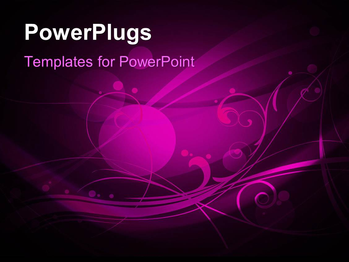 Powerpoint template binary digits in background with journalist slide deck with abstract floral background with purple theme and beautiful design toneelgroepblik Images