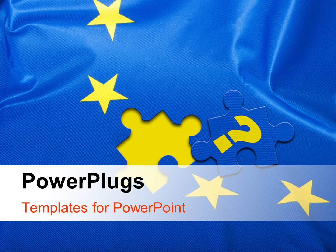 European union powerpoint template image collections templates european union powerpoint templates crystalgraphics ppt layouts having blue jigsaw puzzle with missing piece and yellow toneelgroepblik Choice Image