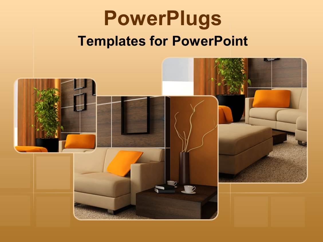 Interior design powerpoint presentation for Apartment design ppt