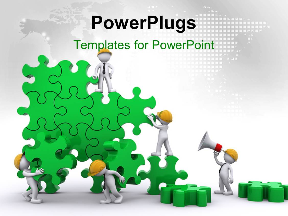how to get rid of powerpoint template