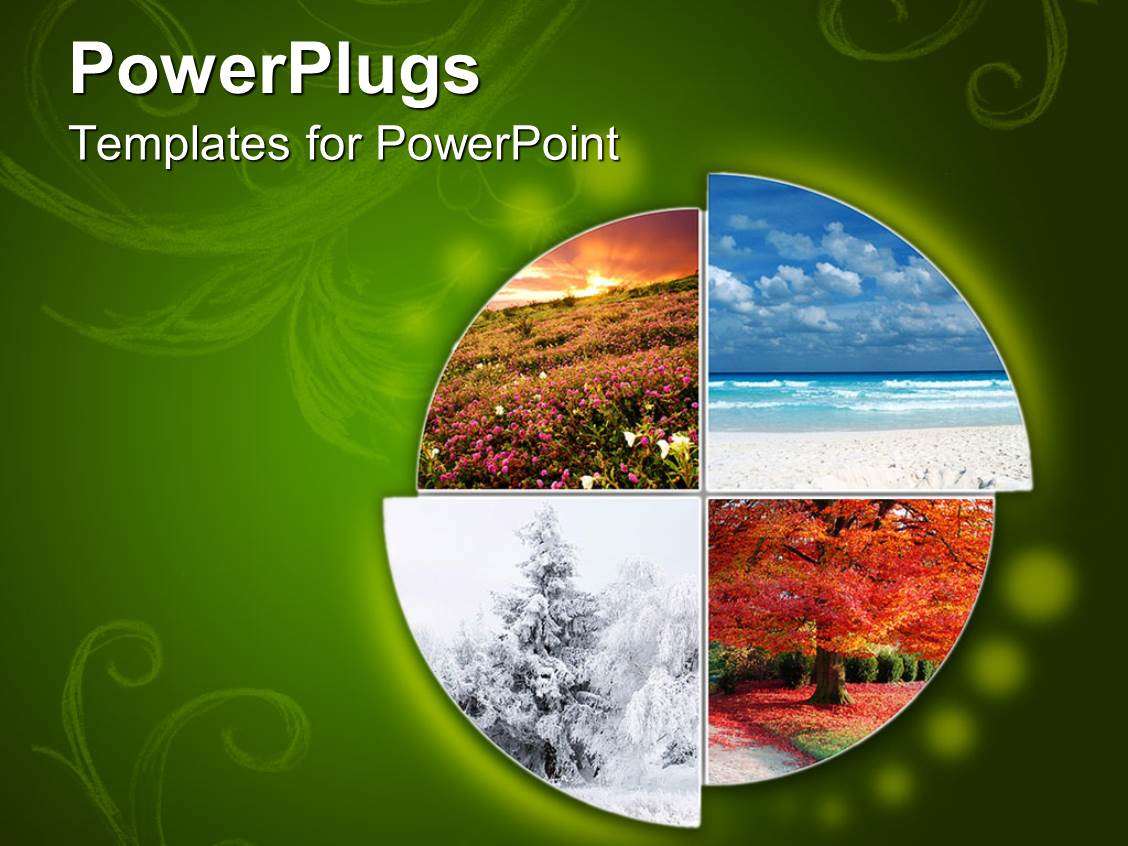Powerpoint templates change gallery templates example free download climate change powerpoint templates crystalgraphics amazing ppt theme consisting of collage showing the four climatic seasons toneelgroepblik Images
