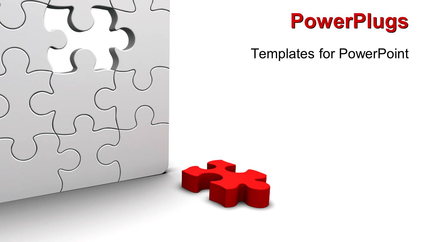Powerpoint template a number of puzzle pieces together 22541 powerpoint template displaying a number of puzzle pieces together toneelgroepblik Image collections