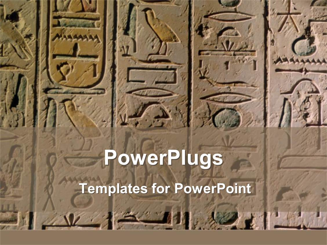 5000 history powerpoint templates w history themed backgrounds slide deck consisting of egyptian hieroglyphics craved in stone for history template size toneelgroepblik Choice Image