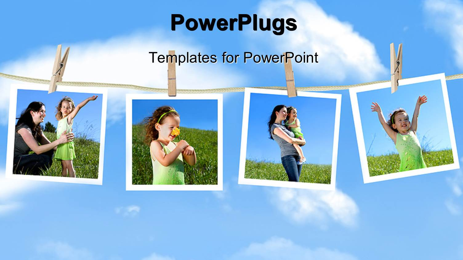 5000 clothesline powerpoint templates w clothesline themed backgrounds