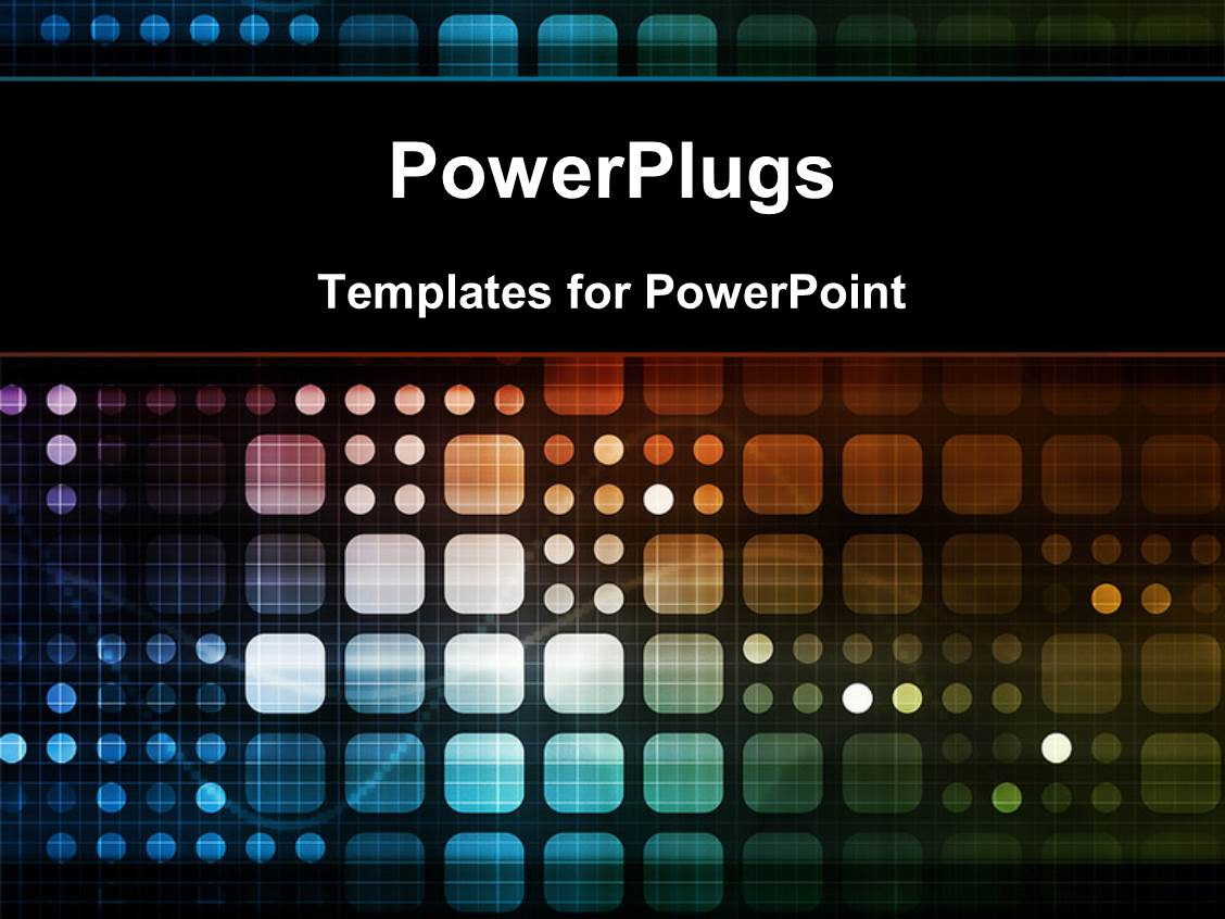 Powerpoint template black digital splatter art for science fiction audience pleasing presentation theme featuring futuristic technology as a next generation art toneelgroepblik Image collections