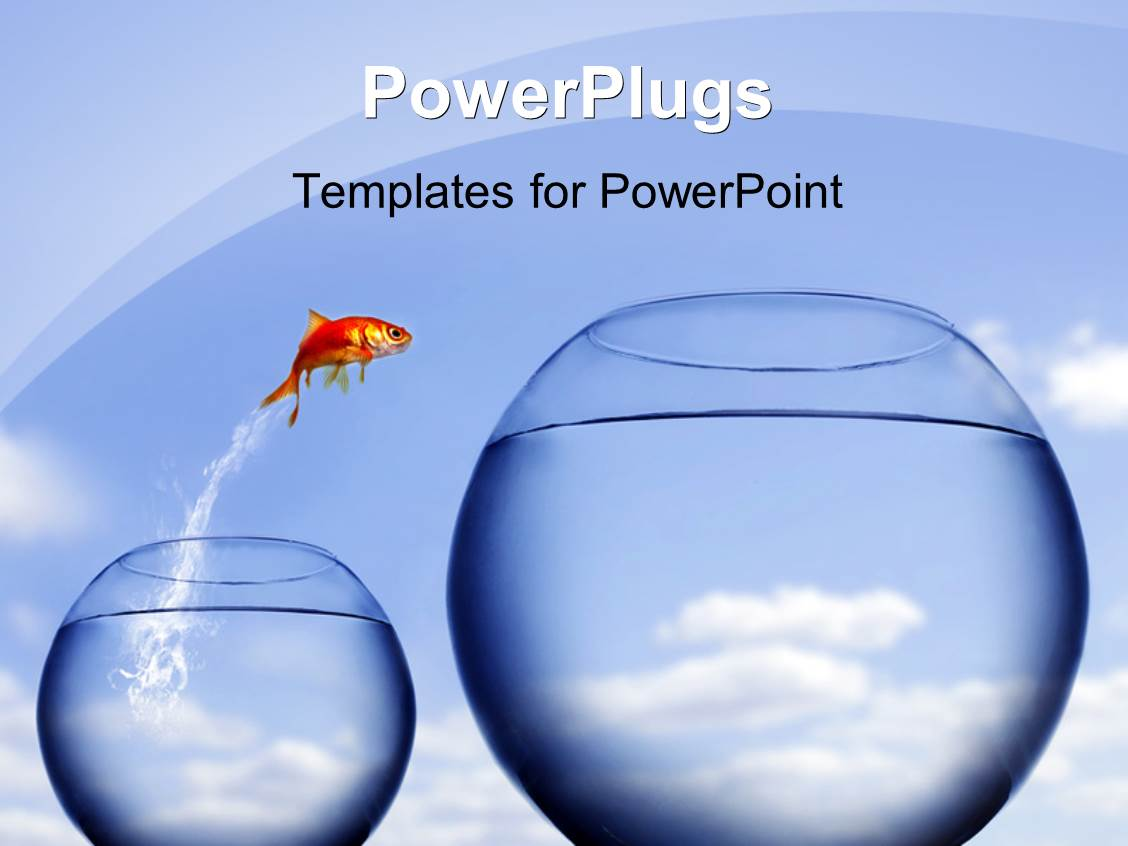 how to make powerpoint slides bigger