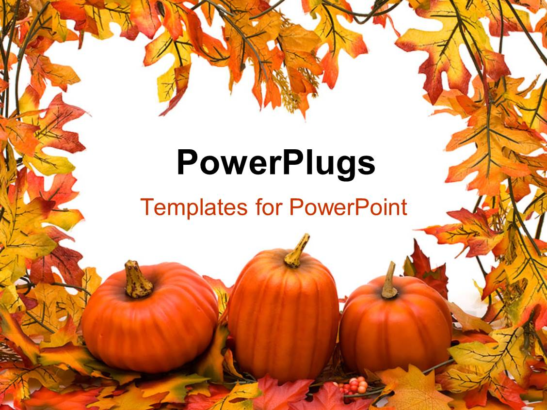 Powerpoint template halloween background with autumn fall leaves powerpoint template displaying halloween background with autumn fall leaves and pumpkins alramifo Choice Image