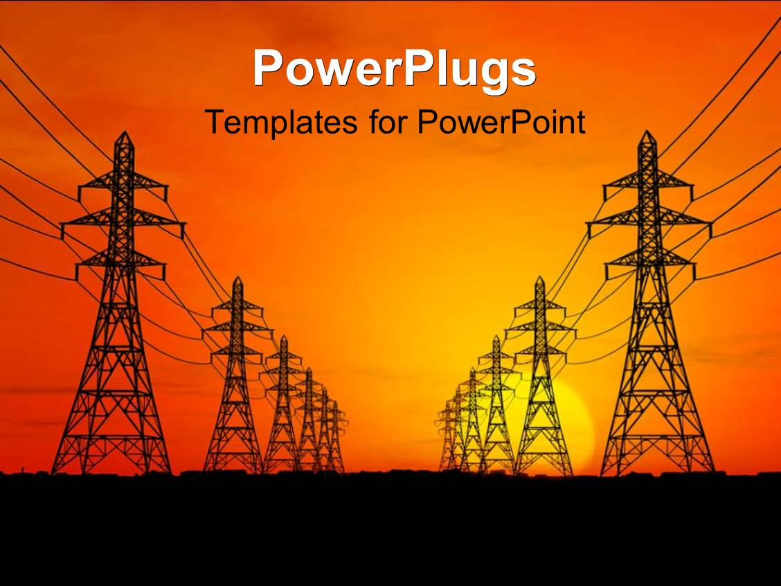 Electrical ppt template selol ink electrical ppt template toneelgroepblik Image collections