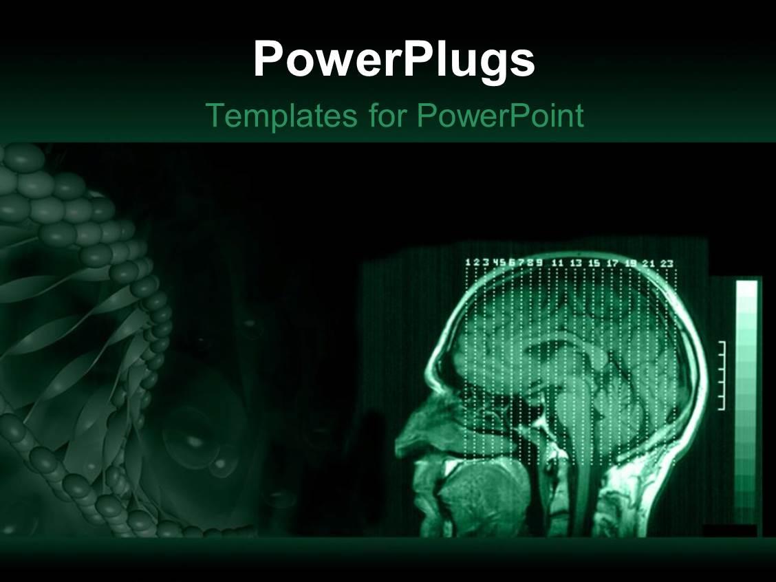 5000+ Brain PowerPoint Templates w/ Brain-Themed Backgrounds