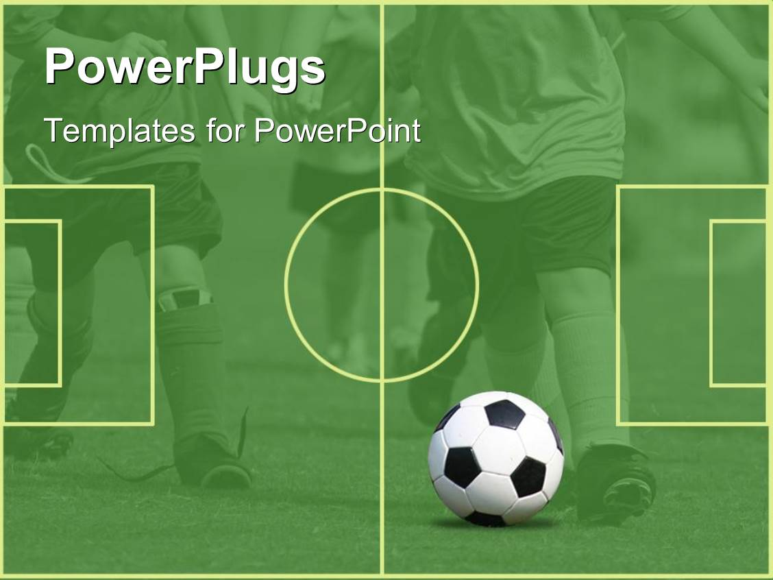 Football powerpoint template free american football sports ppt templates powerpoint template kids playing a black and white football powerpoint template free toneelgroepblik Image collections
