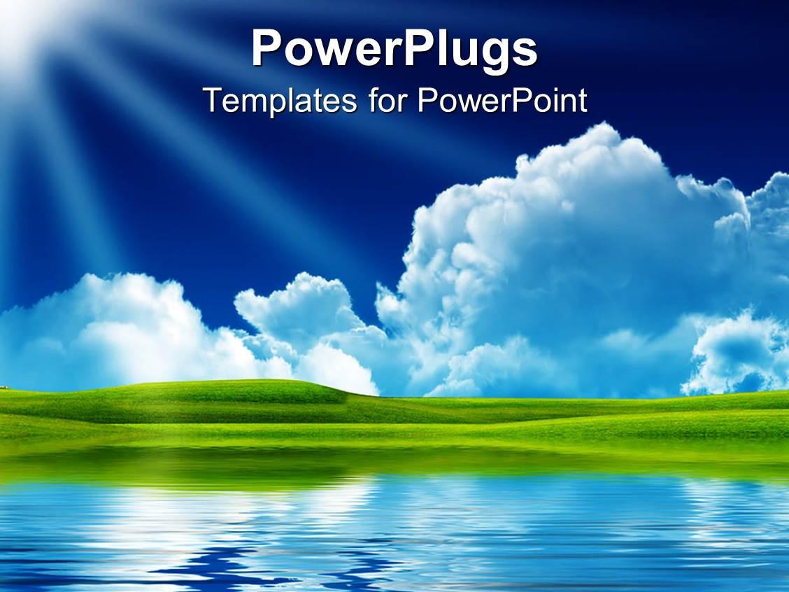 5000 Landscape Powerpoint Templates W Landscape Themed Backgrounds