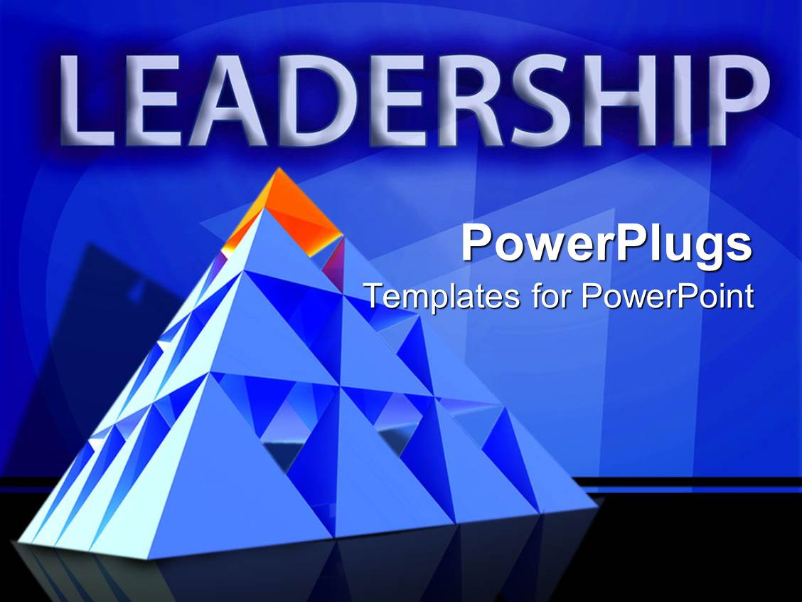5000 leadership powerpoint templates w leadership themed backgrounds colorful ppt theme having leadership theme with red triangle on top of pyramid management template size toneelgroepblik Choice Image