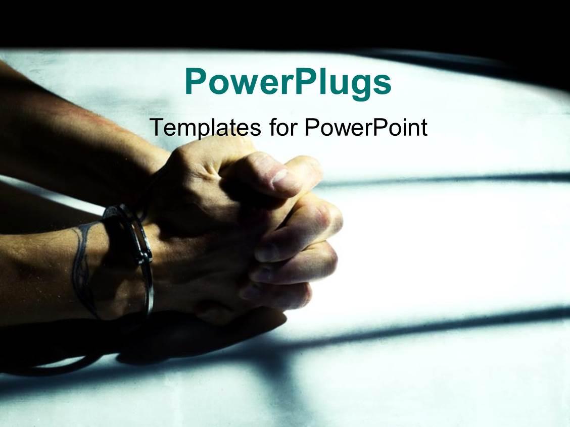 Free powerpoint templates prison romeondinez free powerpoint templates prison toneelgroepblik Images
