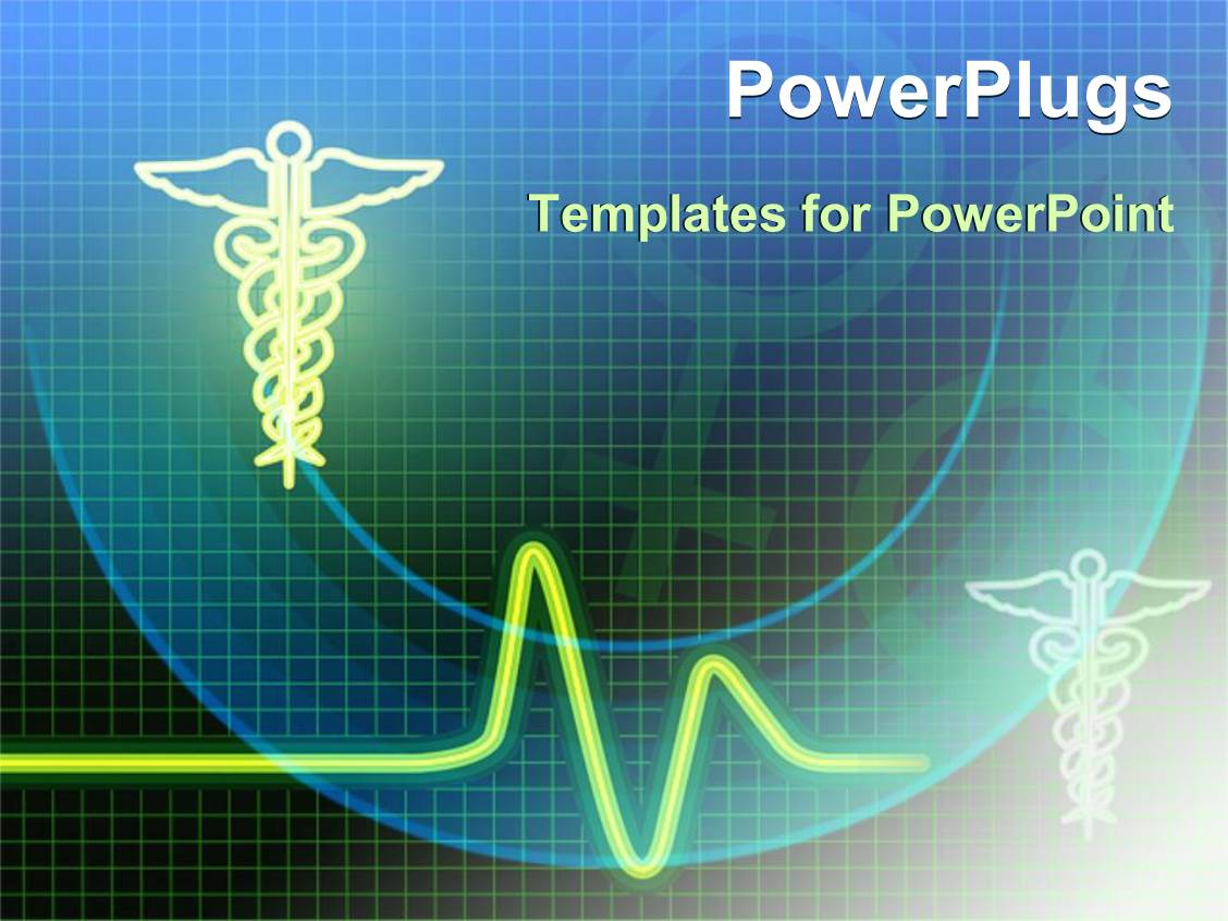Medical powerpoint templates ppt themes with medical backgrounds amazing slides consisting of medical related symbols with heartbeat line and gender symbols on the green template size toneelgroepblik