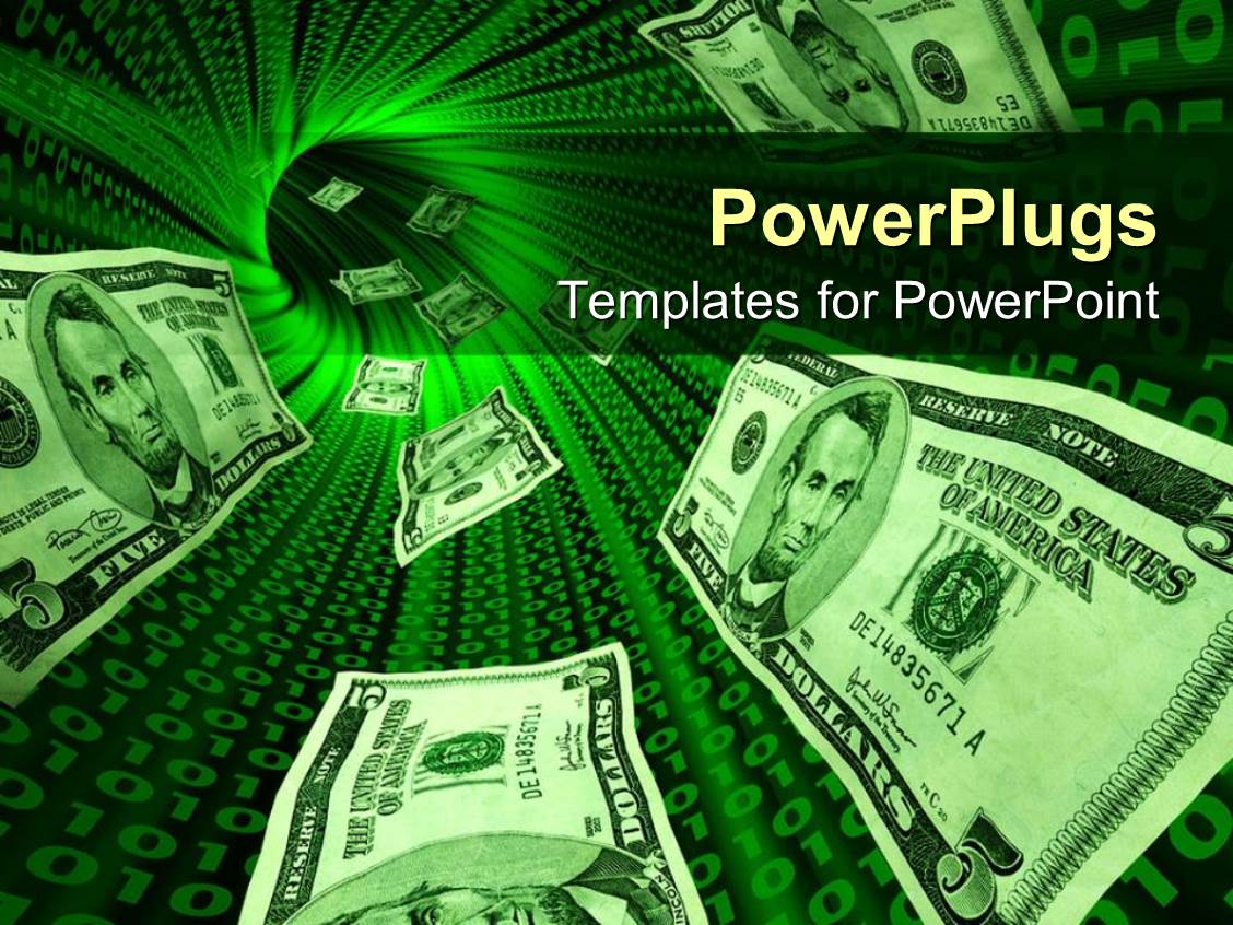 Best money powerpoint templates images gallery money bags with 5000 virtual reality powerpoint templates w virtual reality themed toneelgroepblik Images