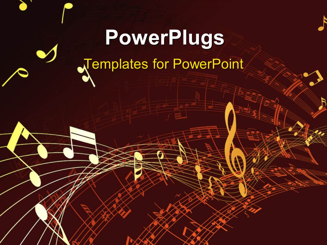 5000 music powerpoint templates w music themed backgrounds