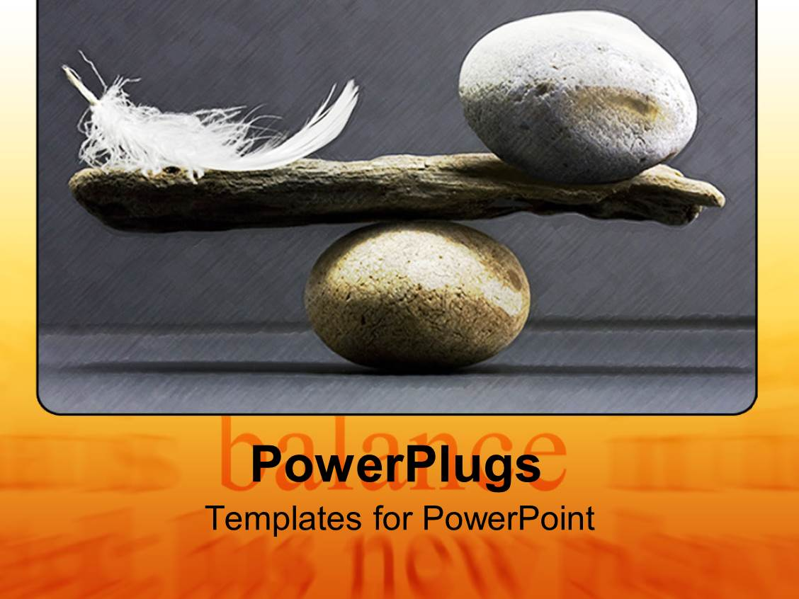 5000 Feather Powerpoint Templates W Themed Backgrounds Wiring Ppt Electrical Template Presentation Theme Enhanced With A Pair Of Rocks