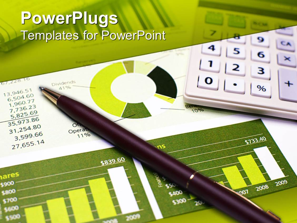 Financial Planning Powerpoint Templates W Financial