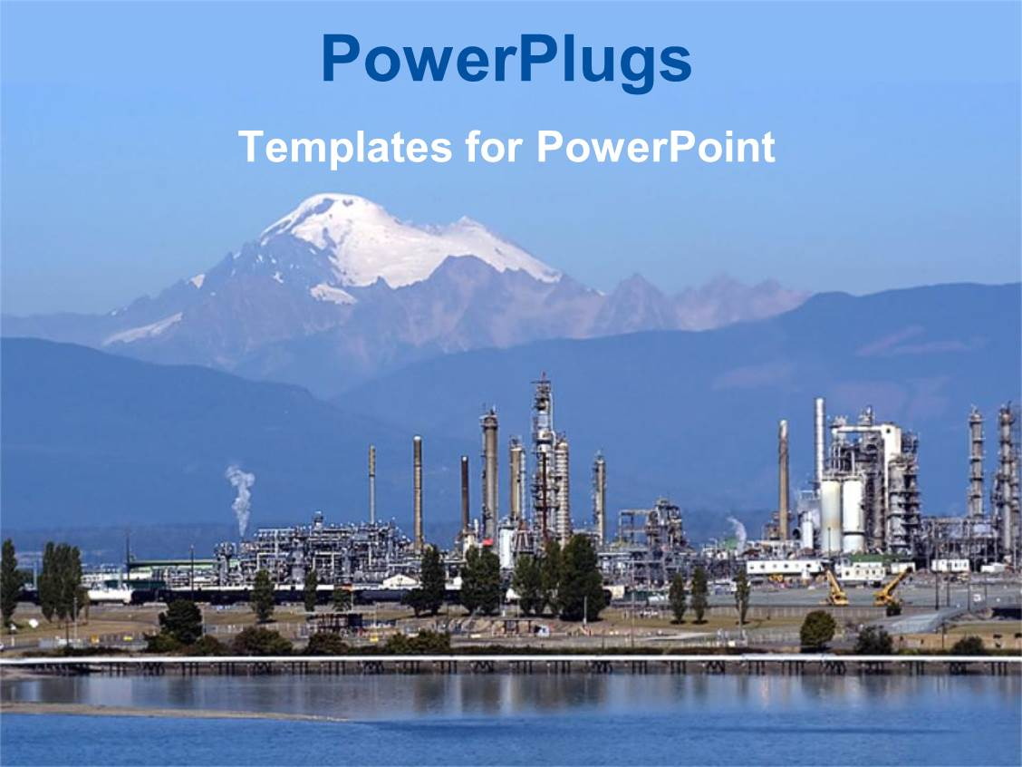 2000+ Petrochemical PowerPoint Templates w/ Petrochemical-Themed