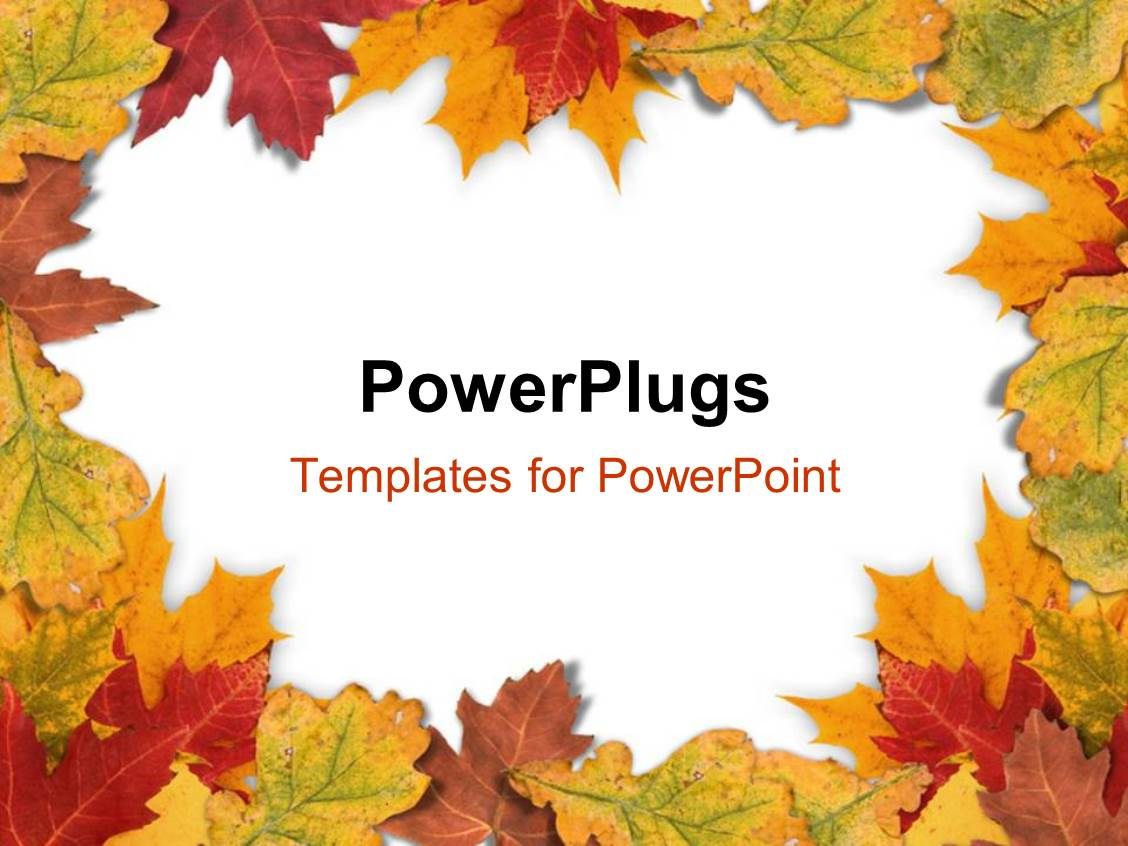 5000 autumn powerpoint templates w autumn themed backgrounds