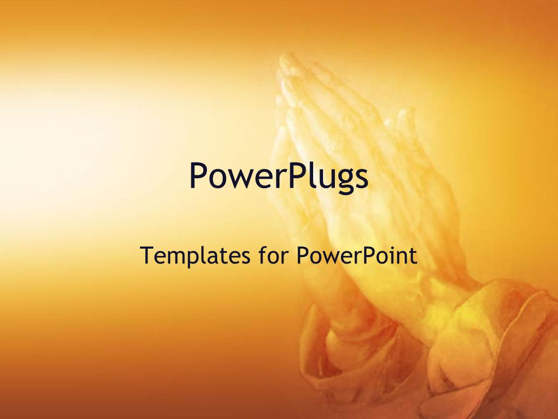 5000 religious powerpoint templates w religious themed backgrounds amazing theme consisting of praying in religion on an orange background toneelgroepblik Images