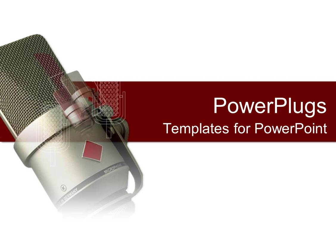 5000+ Radio PowerPoint Templates w/ Radio-Themed Backgrounds